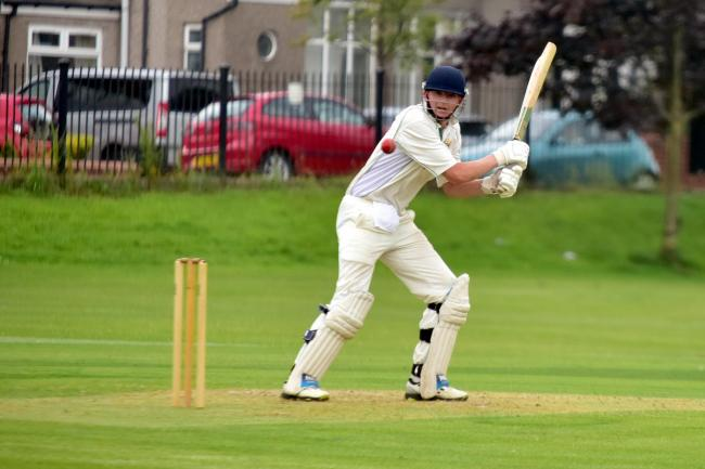 Will Wrathall top scored for Read with an unbeaten 43 as they eased to victory at Feniscowles