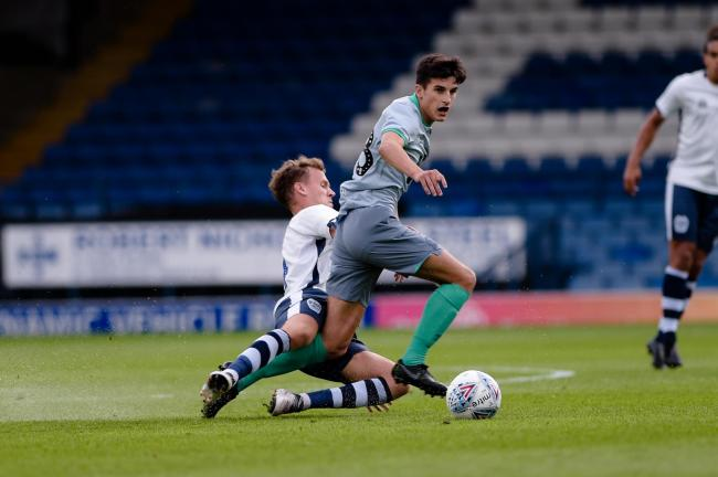 Midfielder wants to become the man Rovers boss can't ignore   This