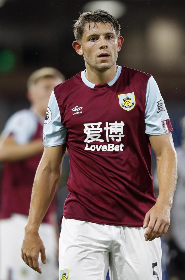 Burnley's James Tarkowski has vowed to work hard in order to get international recognition