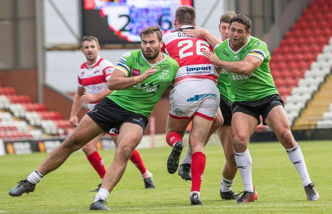 Leigh will play Widnes at Bash