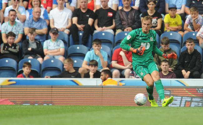 Christian Walton impressed in Rovers' draw with Cardiff City