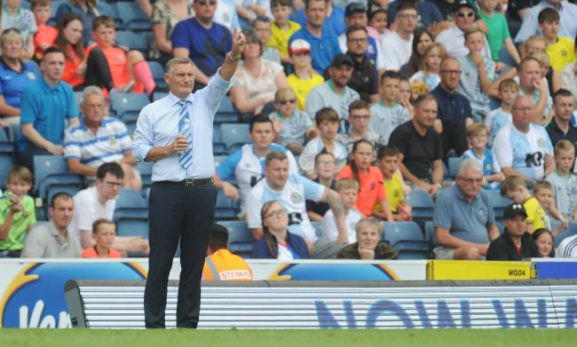Rovers boss Tony Mowbray will be without Corry Evans during the international break