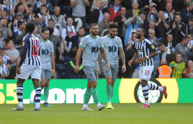 Rovers went in to the international break on the back of defeat at West Bromwich Albion