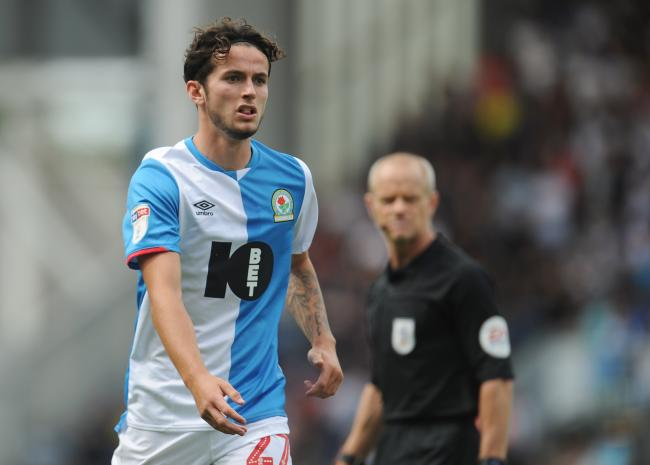Lewis Travis has been an ever-present in the middle of the Rovers midfield