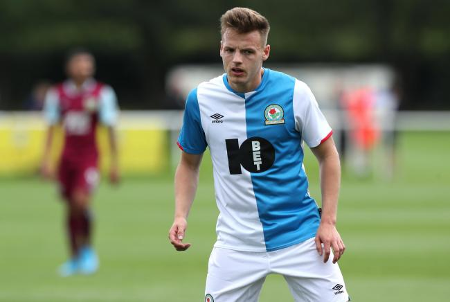 Rovers Under-23s midfielder Tom White. Pic credit: BRFC