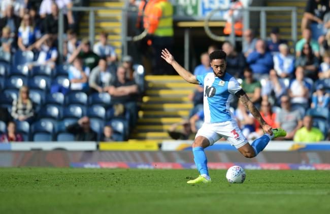 Derrick Williams scored his second goal of the season against Millwall