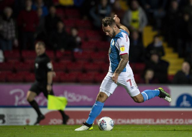 Adam Armstrong has 49 career goals after his strike in the midweek draw with Nottingham Forest