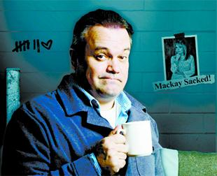Interview: Shaun Williamson