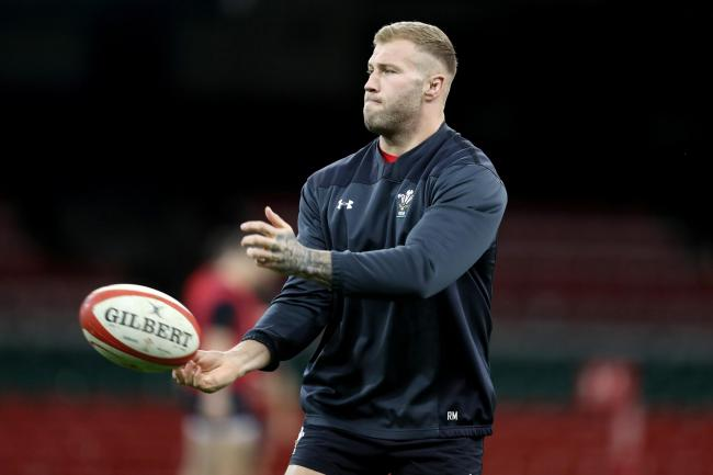 Ross Moriarty has hailed Wales' character