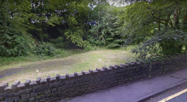 The woman was found hanged in woods near Waddow Hall, Waddington Road, Clitheroe