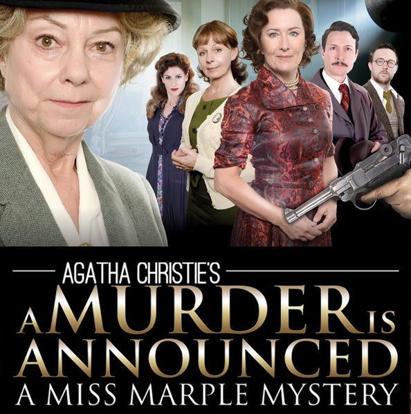 A Murder is Announced at Blackpool Grand Theatre 2019