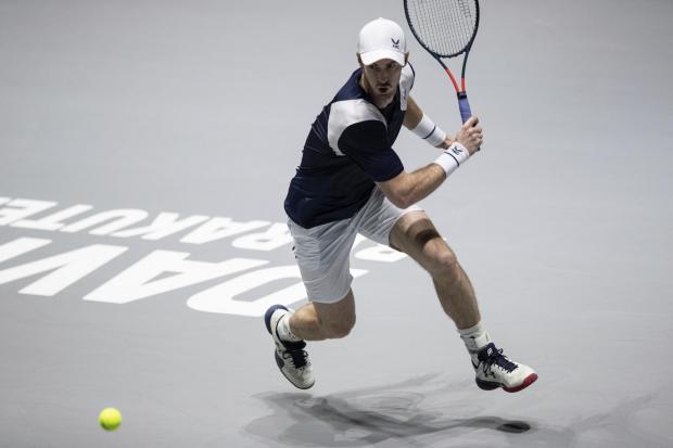 Andy Murray produced a dramatic fightback to put Britain on the way to victory over the Netherlands