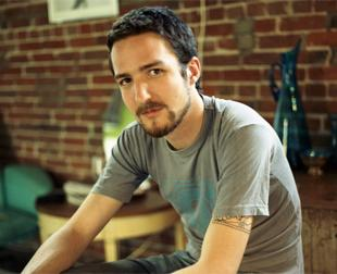 forward-thinker: Frank Turner will play in Manchester tonight