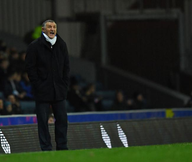 Tony Mowbray has seen his side win each of their last three matches