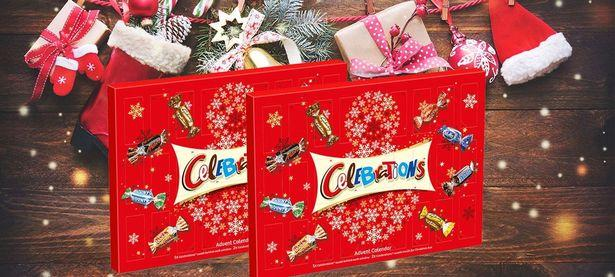 Celebrations advent calendar accused of 'ruining Christmas'