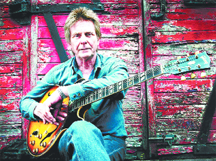 HALF A CENTURY ON STAGE: Joe Brown will visit Blackpool during  a 50th annivers-ary tour