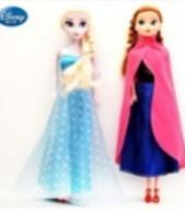 Disney Frozen dolls have been recalled