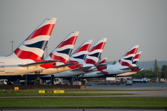 British Airways launch £35 seat sale - but bargain-hunters will need to be quick (Archive photo)