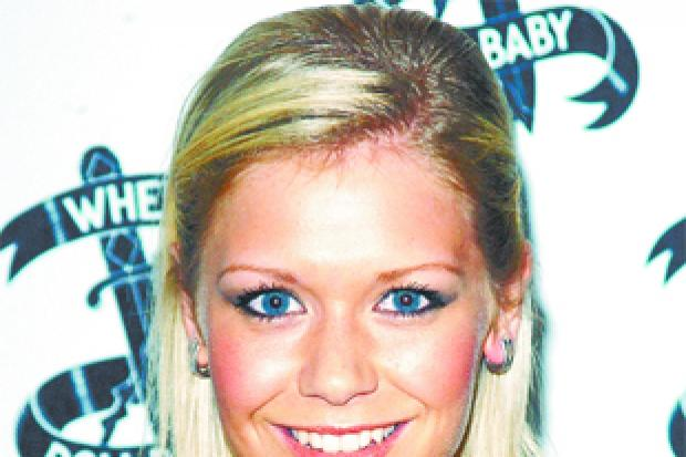 KEEPING BUSY: Suzanne Shaw is starring in the White Christmas at The Lowry, Salford Quays