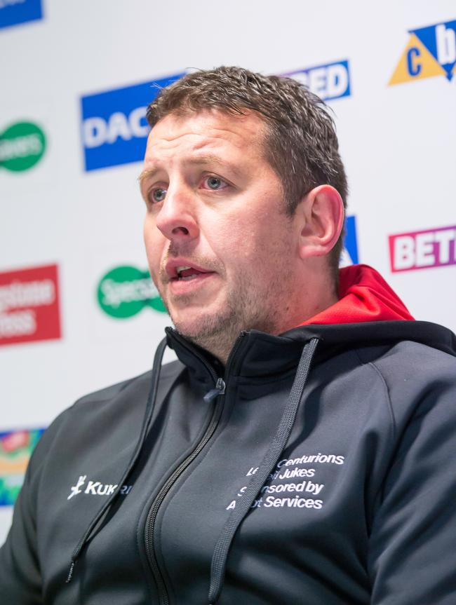 Leigh Centurions operations manager Neil Jukes. Picture: SWpix.com