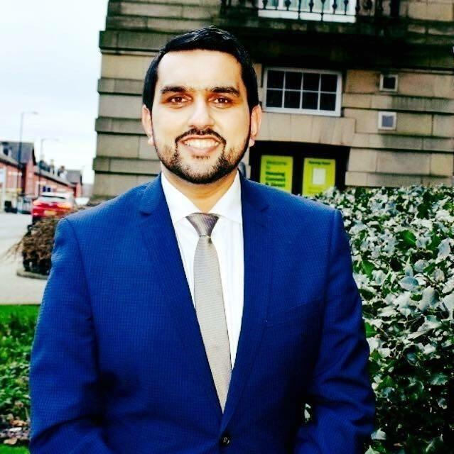 Cllr Tamoor Tariq, Lead Member for Children's Services, Schools and Families, Bury Council
