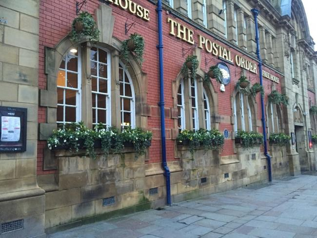 Reopening plans: The Postal Order in Blackburn, one of JD Wetherspoons pubs planning for how to operate after lockdown