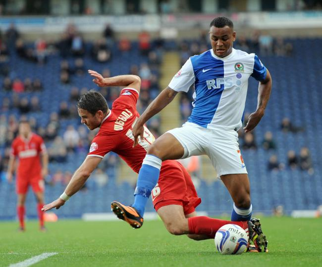 Josh King spent three-and-a-half years at Ewood Park