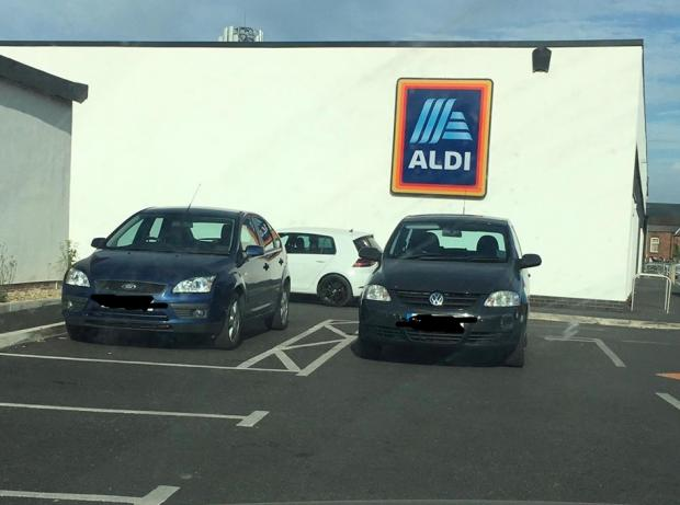 This Is Lancashire: Aldi Westhoughton