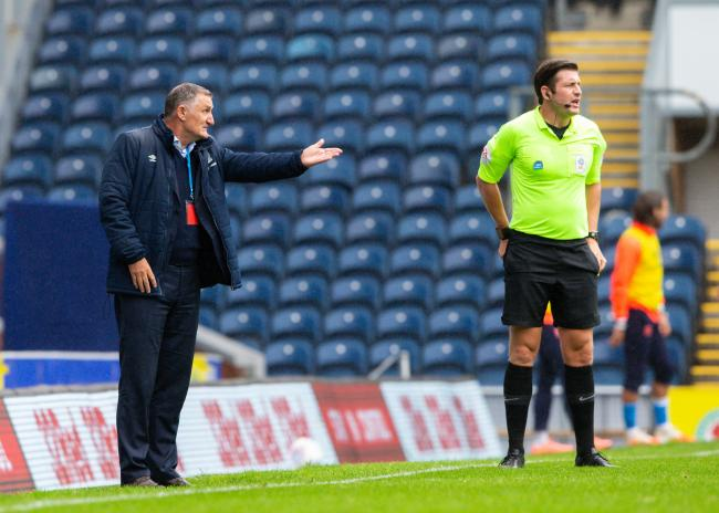 Tony Mowbray won't be deciding his team until the day of the game