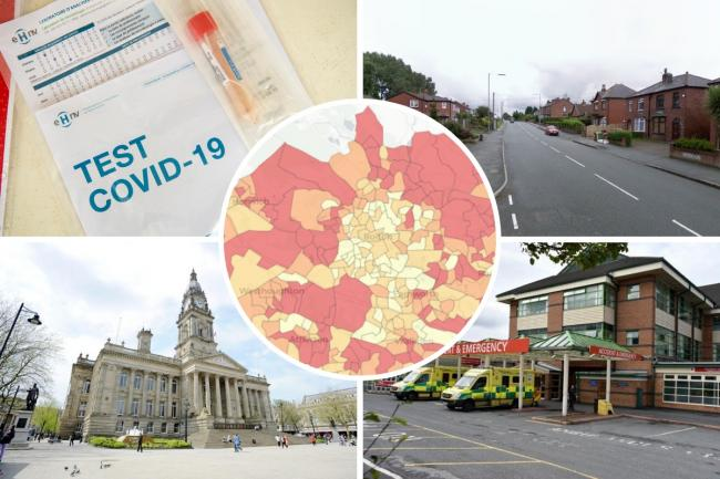 Bolton's infection rate at new record high as bosses plead for more help