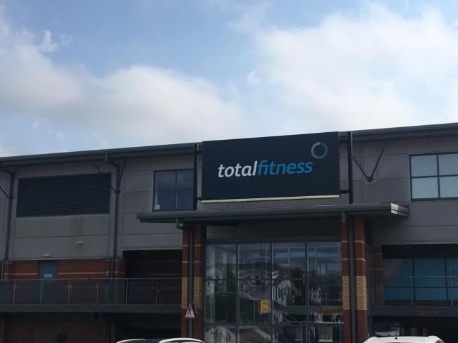 Total Fitness Whitefield