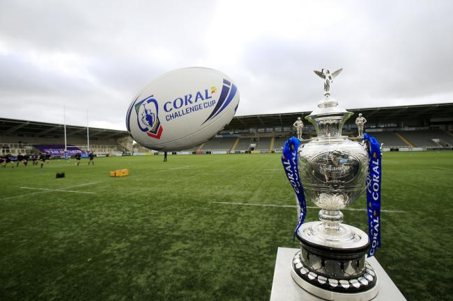 Next year's Challenge Cup Final date set for Wembley
