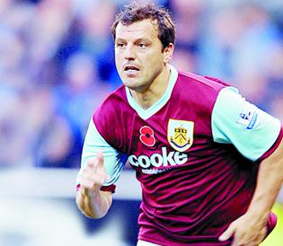 This Is Lancashire: Burnley boss Laws: I won't loan out Robbie Blake