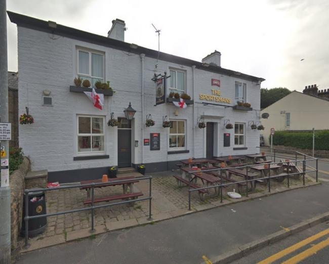 The Sportsman, Darwen Road, Bromley Cross