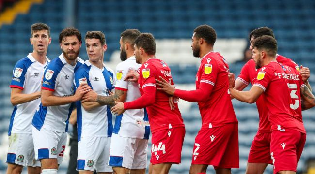 Rovers struggled to create opportunities in their home defeat to Nottingham Forest