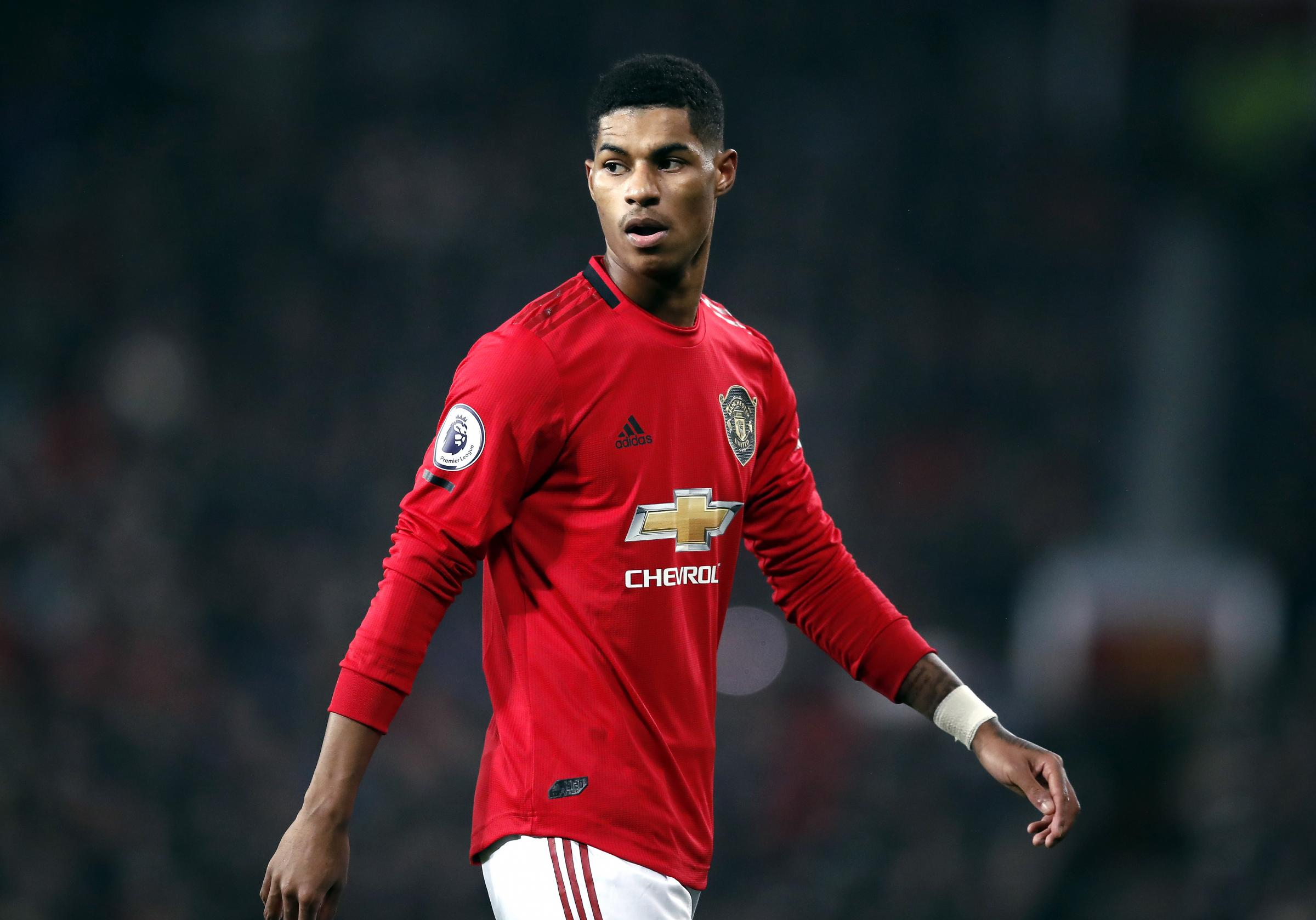 Support from across East Lancashire for Marcus Rashford campaign