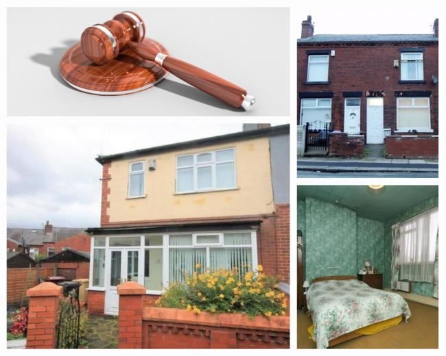 The bargain houses up for auction in Bolton(Photo: Zoopla, Pixabay)