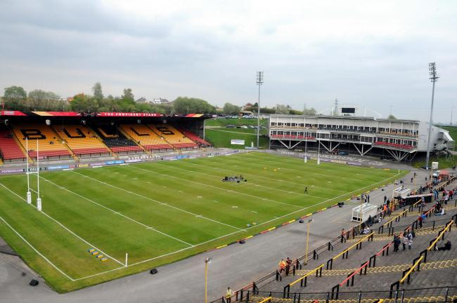 Odsal Stadium back in 2014