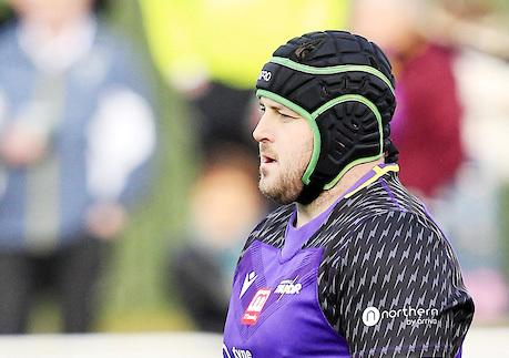 Sam Luckley, signed by Salford Red Devils from Newcastle Thunder this week. Picture: SWpix.com