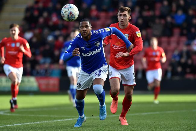 Crewe Alexandra full back Harry Pickering has been a long-standing target for Rovers
