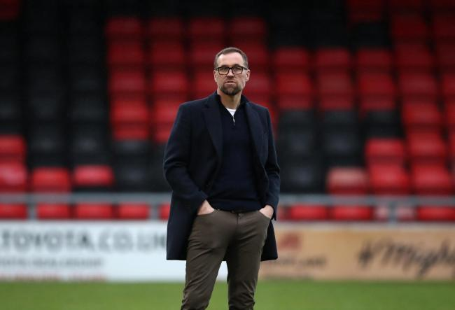 Crewe Alexandra boss Dave Artell confirmed Rovers' bid for Harry Pickering