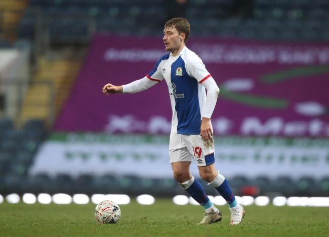 Tom Trybull has started 11 matches for Rovers since his loan move from Norwich City