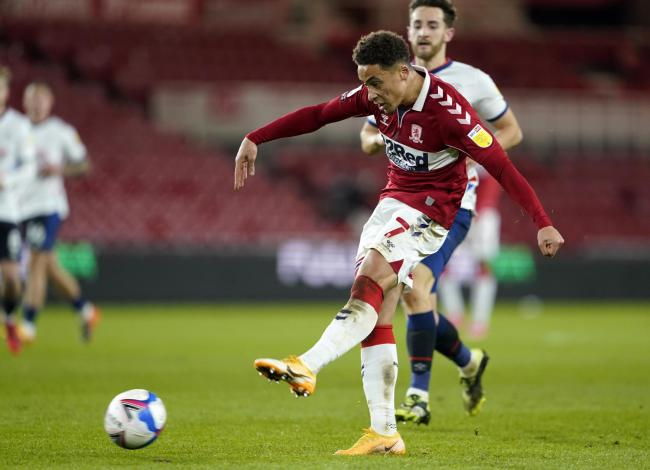 Middlesbrough's Marcus Tavernier is being tracked by several Premier League clubs