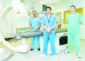 Heart surgery first for East Lancashire (UK)