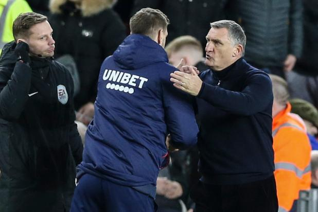 Tony Mowbray and Jonathan Woodgate will come up against each other again at Ewood Park this afternoon