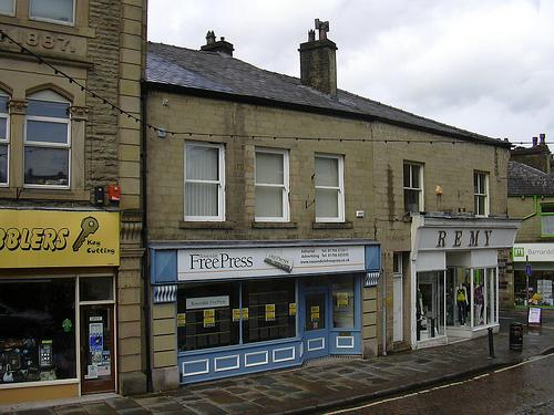Rawtenstall town centre plans set to be unveiled