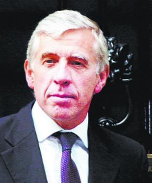 OUTSIDE WORLD Jack Straw