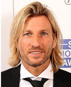 DANCER Robbie Savage