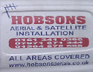 Hobsons Aerials & Satellite engineers