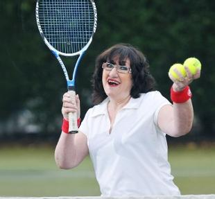 This Is Lancashire: TENNIS Alice Barry